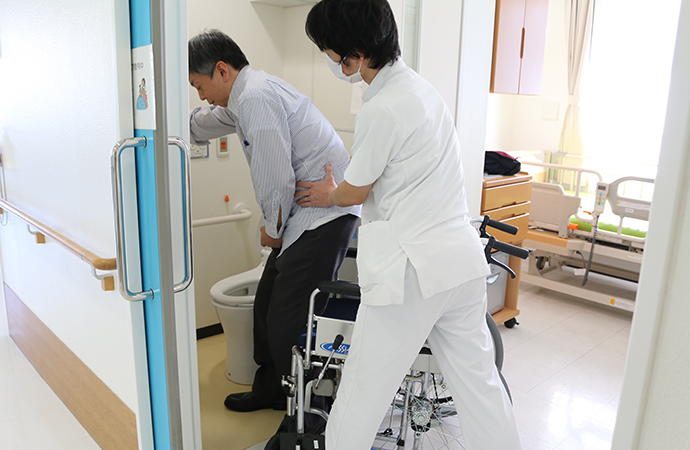 膀胱直腸機能リハビリテーション